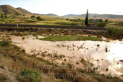 Rambla de Tobarra 21-10-2012