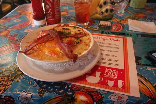 Day 85: My first Hot Brown and Will Oldham.