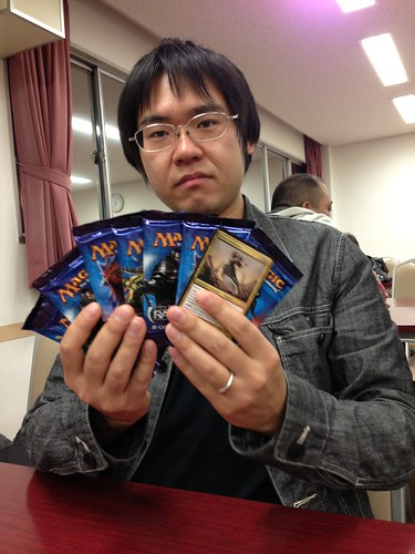 LMC Chiba 446th Champion : Mihara Makihito