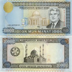 turkmenistan-money