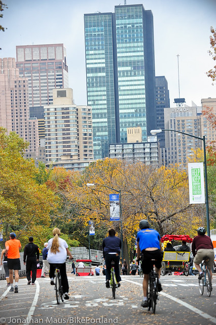 Central Park in Fall-14
