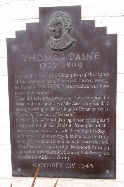 thomas paine contributions The american crisis by thomas paine is a series of papers published to generate support for the american revolution in the months preceding and throughout the american revolutionary war the what were the contributions of thomas jefferson a.