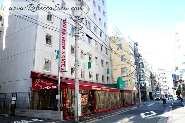 Sakura Hotel Ikebukuro Japan-014