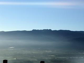 Perfil del volcán Puntas