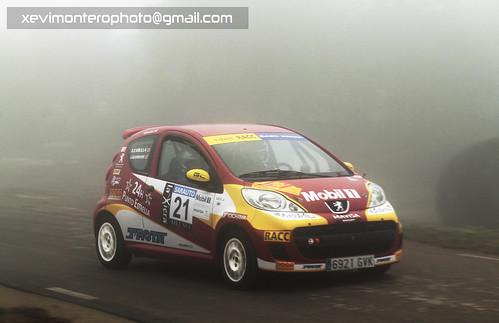 Joel Guerrero - Peugeot 107 Cup