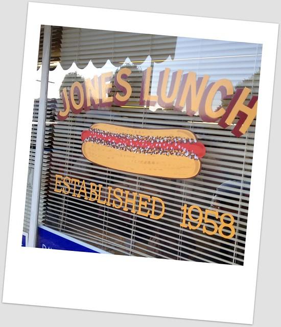 Johnston County Jones Cafe