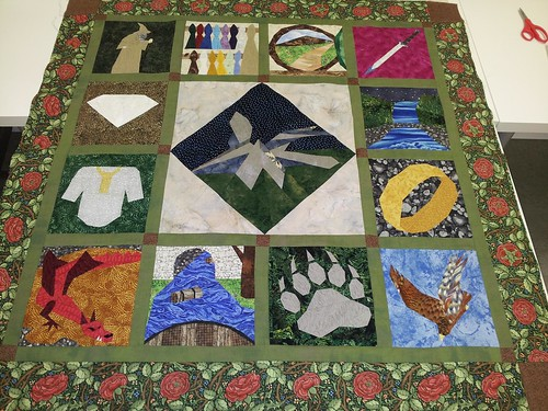 TABA BOM Quilt Finished!
