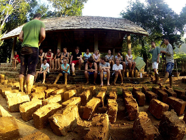Eco Clay Project Laos