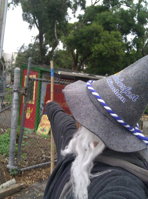 At Laguna Gate - Hayes Valley Farm