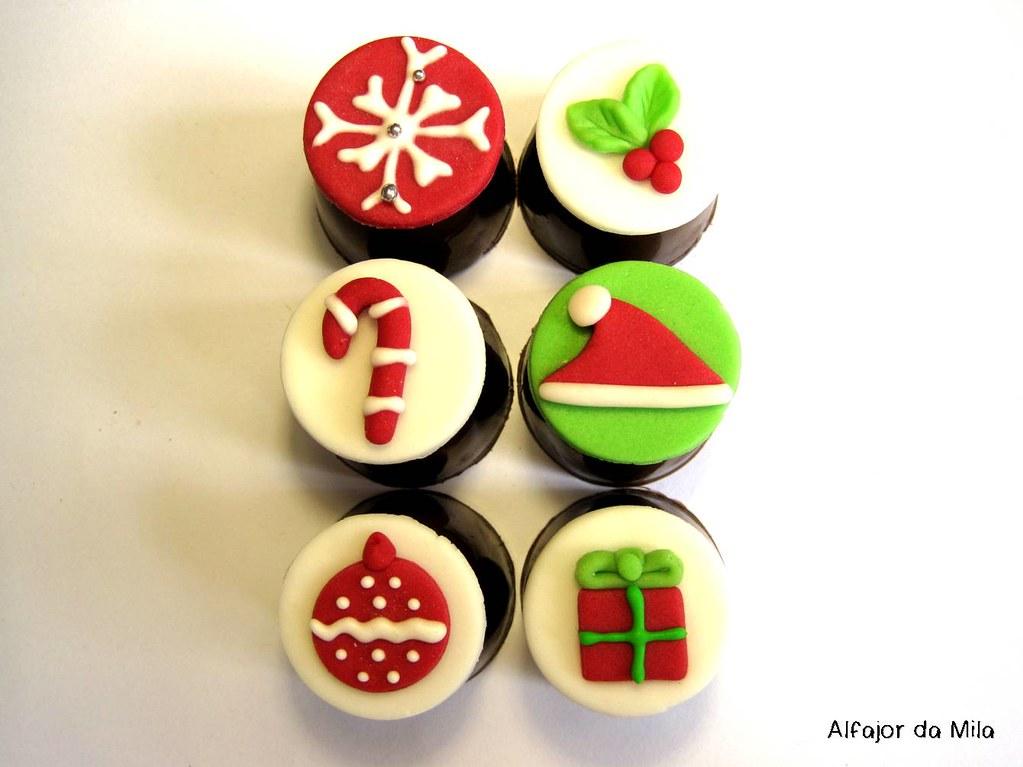 Bombons Decorados Tema Natal - a photo on Flickriver