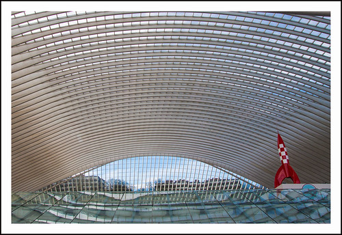 station guillemins luik (12) by hans van egdom