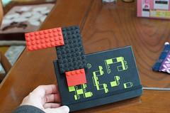 LEGO Moleskin