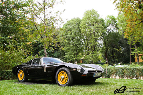 Bizzarrini 5300 GT Strada by Raphaël Belly