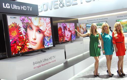 울트라HD TV