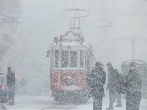 Isztambul 2013 január 8-án
