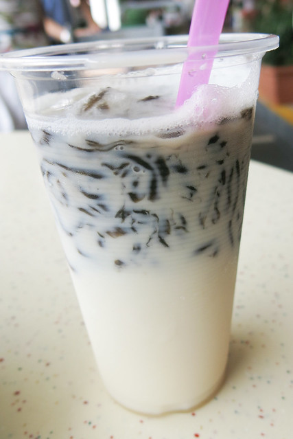 Soy Milk at Tiong Bahru