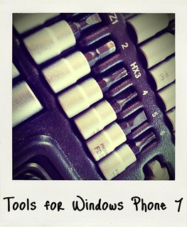 Tools for Windows Phone 7
