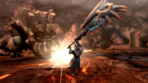 Monster Hunter 4: New Trailer Shows Off Weapons, Beasts & Combat