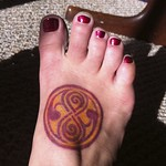 Tattoo of Rassilon