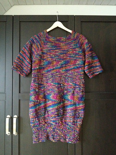 11.01.13 Silk Yarn dress Side A