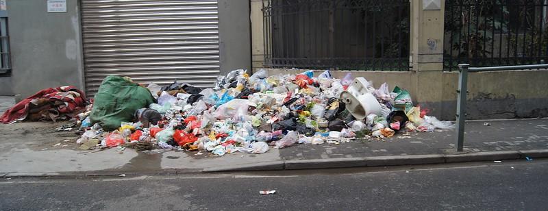 pile of garbage