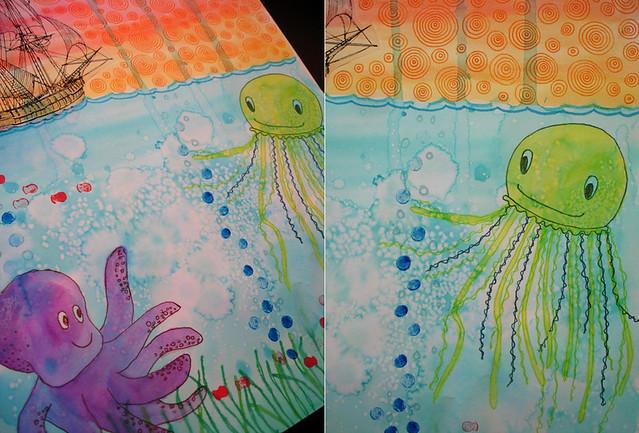 """Ocean"" close-ups"