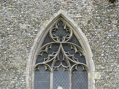 The Church of St Mary, Elsing, Norfolk, England