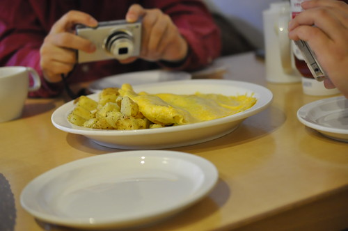 エッグスンシングス Eggs'nThings 原宿店 パンケーキ