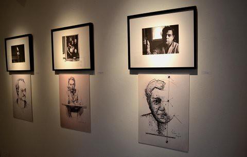 Anatole Saderman en el Centro Cultural Recoleta