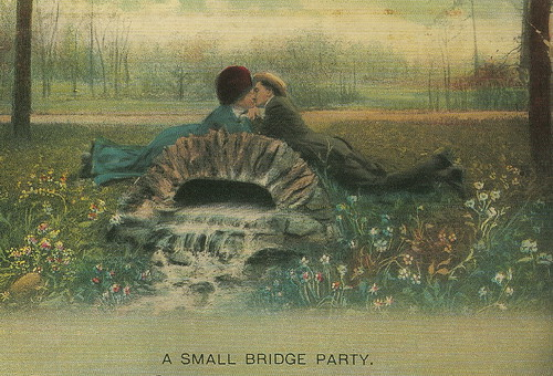 A Small Bridge Party