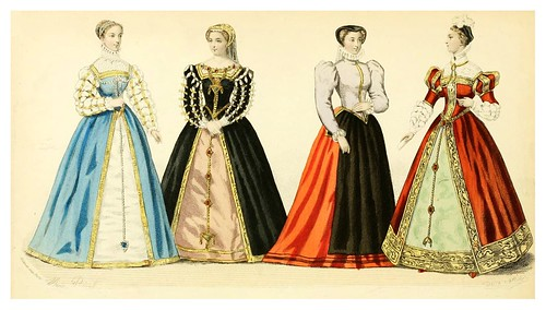 005- The history of fashion in France…1882-Augustin Challamel