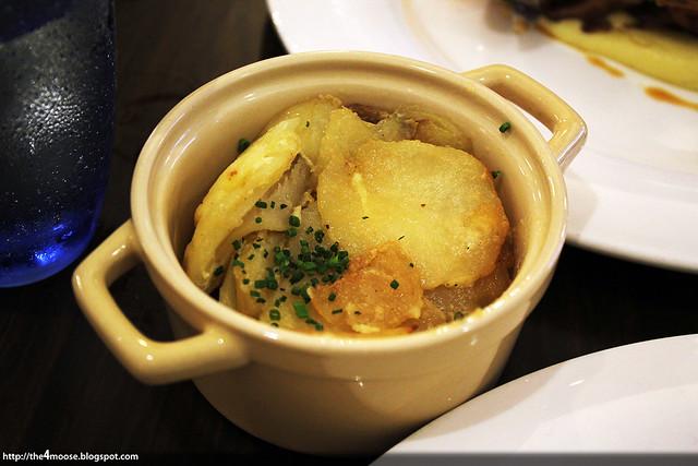 Saveur - Potato Gratin