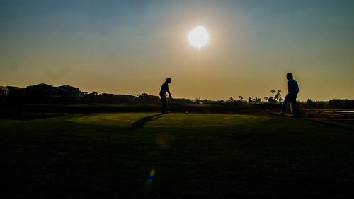 silhouette bangalore golfcourse devenhalli prestigegolfshire