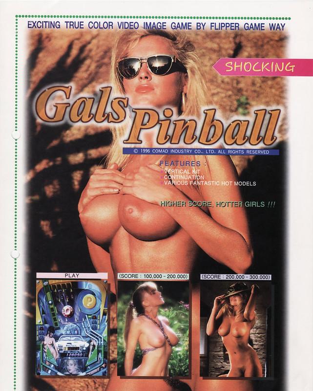 GALS PINBALL