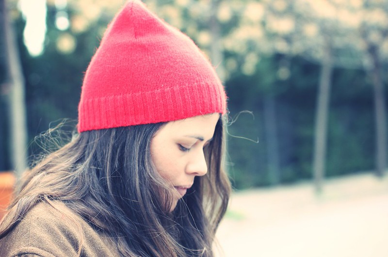 Look rojo y negro + Bromptom