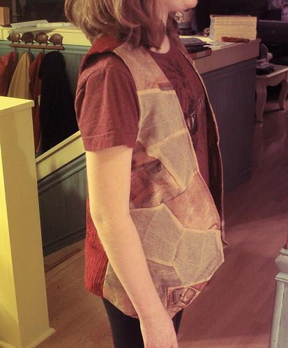 vest I made for Breda