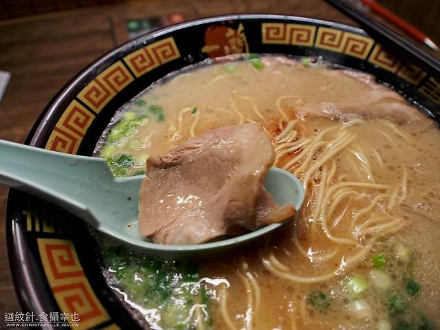 京都 一蘭拉麵河原町店