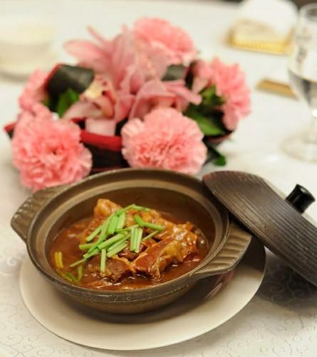 Stewed Beef Brisket - Yan Ting, St. Regis Singapore