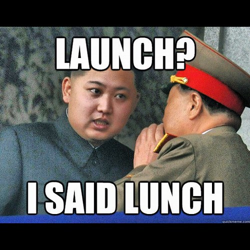 Hungry Kim Jong-Un #meme #lol #funny #north_korea