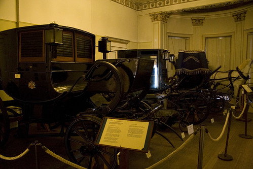 Victorian carriages
