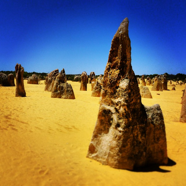 The out-of-this-world Pinnacles