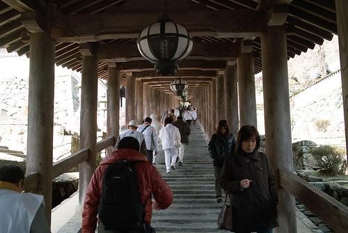 長谷寺回廊