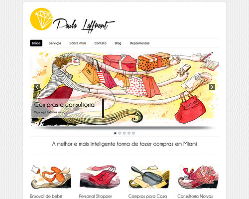 Site Paula Laffront