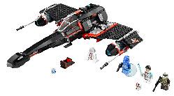 75018 LEGO Star Wars Jek-14's Stealth Starfighter