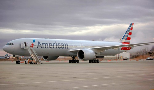 American Airlines - 777-300ER