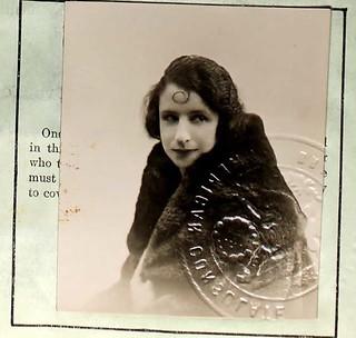 Clair Farry 1922