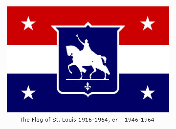 City of St. Louis flag