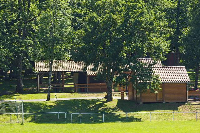 Campings Mobile Home St Mic Hjel De Deze