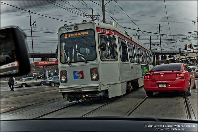 Green Line Trolley - Route 10