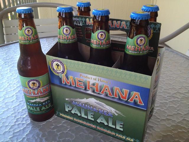 Mehana Mauna Kea pale ale - Costco